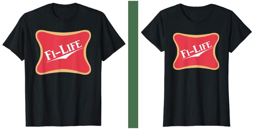 Livin the FI Life T-Shirts