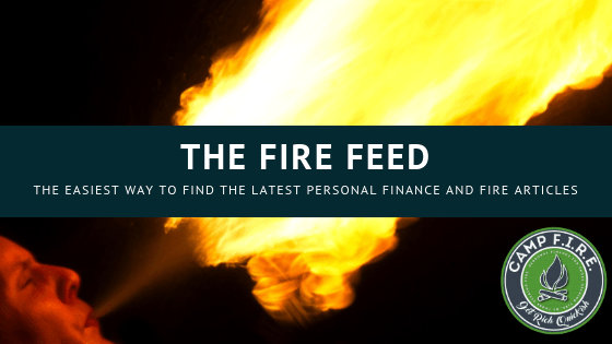 The latest FIRE and personal finance articles