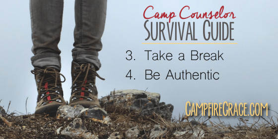 survive camp 3 and 4