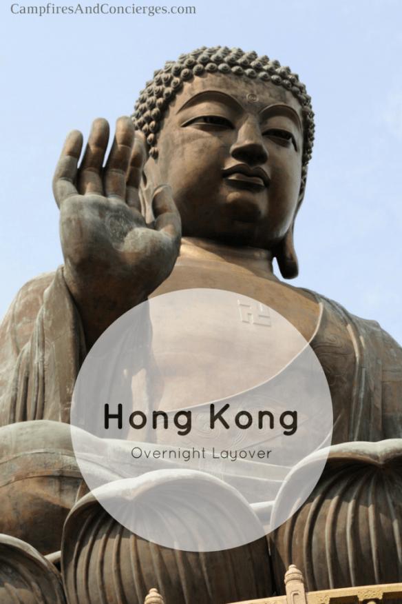 Hong Kong Layover