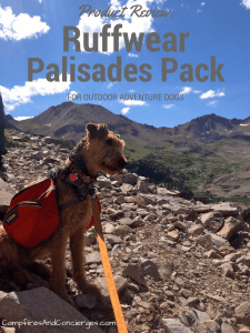 Dog Backpack Review