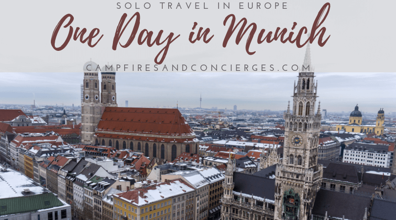 One Day in Munich: What to See, Where to Go and Where to Stay