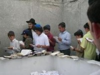 The Rebbe's Camp goes to the Rebbe...