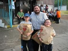 Visiting day at camp gan israel ny 2005