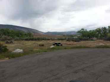 Green River Campground Picnic