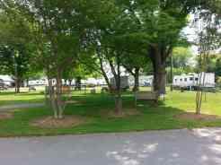 Asheville East KOA in Swannanoa North Carolina7