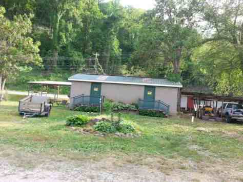 Bear Hunter's Campground in Bryson City North Carolina1