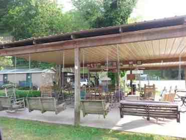 Bear Hunter's Campground in Bryson City North Carolina2