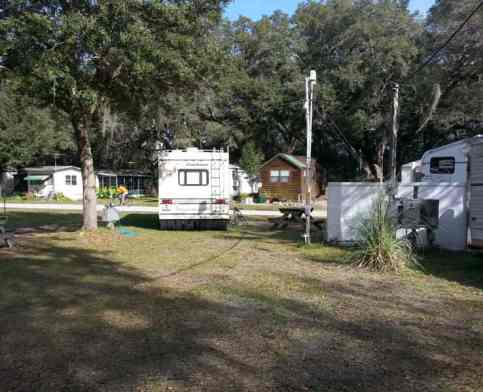 Big Oaks RV & Mobile Home in Spring Hill Florida2