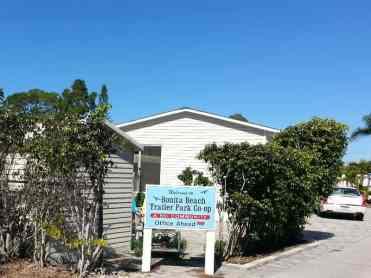 Bonita Beach Trailer Park in Bonita Springs Florida1