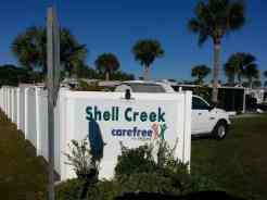 Carefree RV Resorts Shell Creek in Punta Gorda Florida1