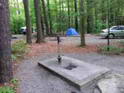 Cataloochee Campground in Great Smoky Mountains National Park near Waynesville North Carolina6