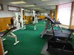 Coeur d'alene rv fitness room