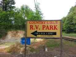 Country Girls RV Park in Bryson City North Carolina3