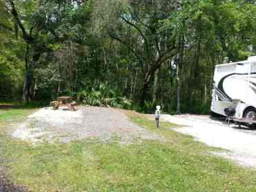 Country Oaks RV Park and Campground in Kingsland Georgia3