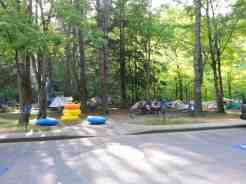 Deep Creek Campground in Great Smoky Mountains National Park near Bryson City North Carolina5