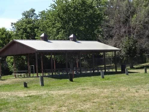Deerwood shelter