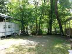 Eljawa Campground and Log Cabins in Whittier North Carolina5