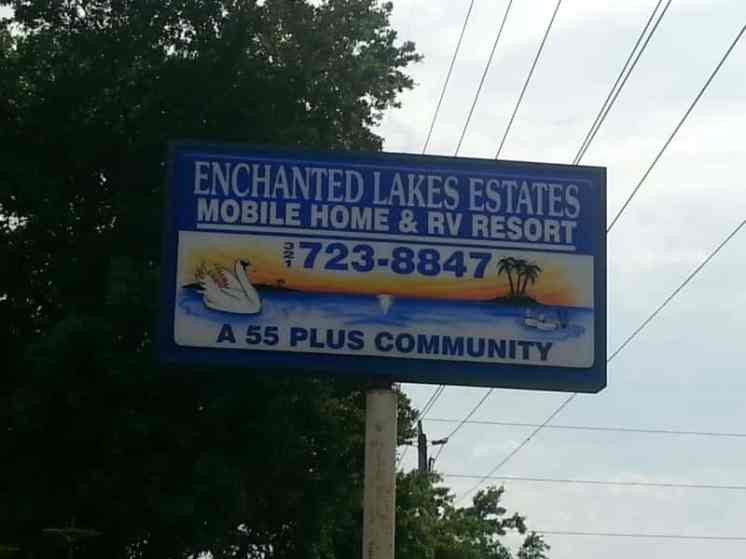 Enchanted Lakes Resort in Malabar Florida6