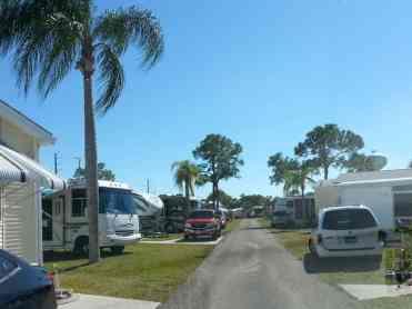 Encore Gulf View RV Resort in Punta Gorda Florida1