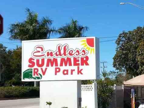 Endless Summer RV Estates in Naples Florida1