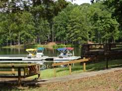 FDR rental boats
