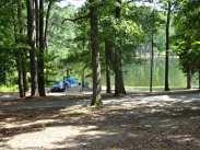 FDR tent site