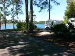 Flamingo Lake RV Resort in Jacksonville Florida13