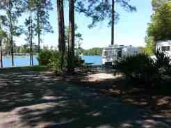 Flamingo Lake RV Resort in Jacksonville Florida13