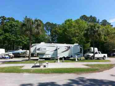 Flamingo Lake RV Resort in Jacksonville Florida22