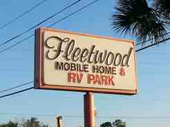 Fleetwood RV Park in Jacksonville Florida11
