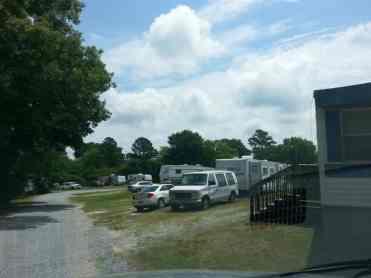 Four Oaks RV Resort in Four Oaks North Carolina3
