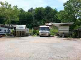 Great Smokey Mountain RV Camping Resort in Whittier North Carolina2