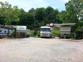 Great Smokey Mountain RV Camping Resort in Whittier North Carolina2
