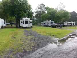 Hardeeville RV – Thomas Parks & Sites in Hardeeville South Carolina 1