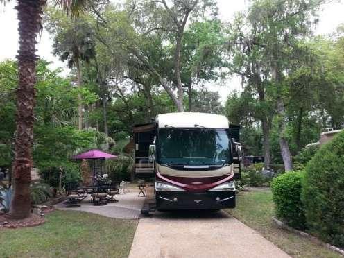 Hilton Head Island Motorcoach Resort in Hilton Head Island South Carolina13