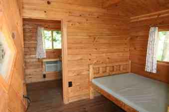 IB Crow Cabin Interior
