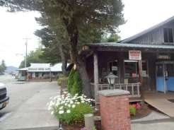 Indian Creek Office and restaurant