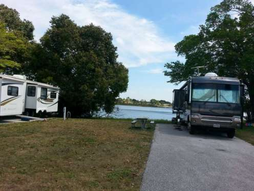 John Prince Park Campground in Lake Worth Florida08