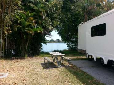 John Prince Park Campground in Lake Worth Florida10