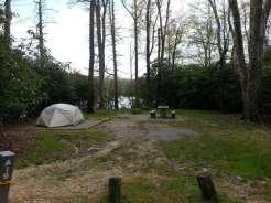 Julian Price Park along the Blue Ridge Parkway near Blowing Rock North Carolina8