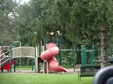 KY Horse Park CG playground