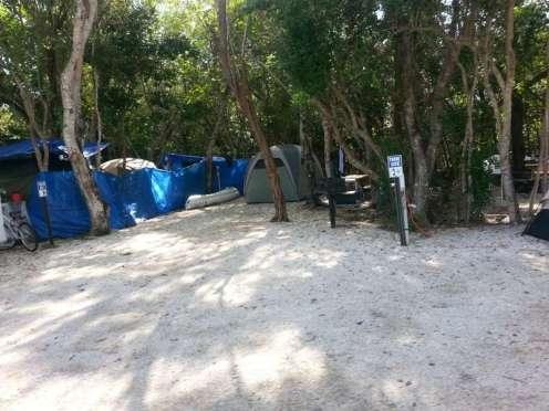 Key Largo Kampground & Marina in Key Largo Florida6