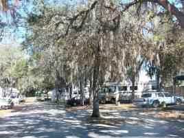 Lake Josephine RV Resort in Sebring Florida2