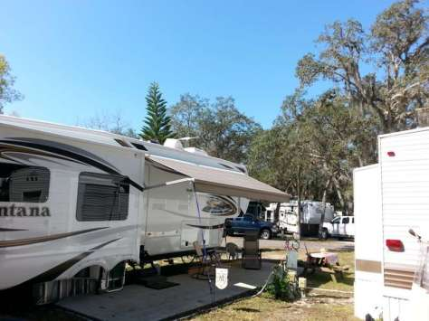 Lake Josephine RV Resort in Sebring Florida3