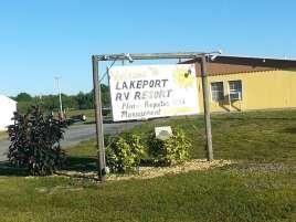 Lakeport RV Resort in Moore Haven Florida1