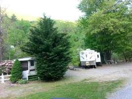 Laurel Bank Campground in Canton North Carolina1