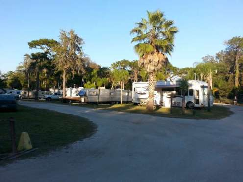 Linger Lodge Restaurant and Campground in Bradenton1