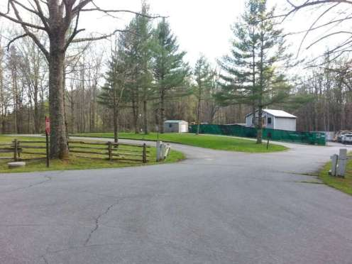 Linville Falls Campground in Newland North Carolina7