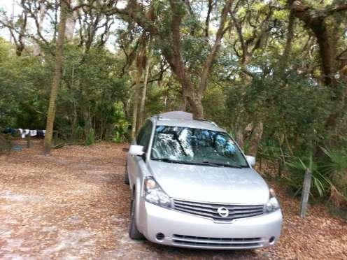 Little Talbot Island State Park in Jacksonville Florida3